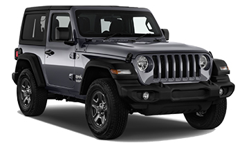 Mietwagen PHILIPSBURG  Jeep Wrangler Soft Top