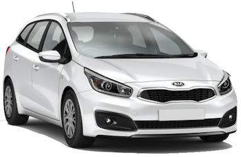 Car Hire HALMSTAD  Kia Ceed Wagon