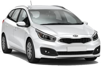 Kia Ceed Wagon + GPS