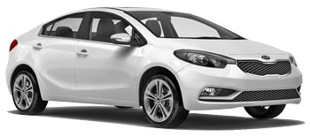 Car Hire ANTIGUA  Kia Cerato