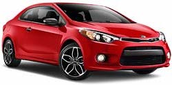 Car Hire CHICAGO  Kia Forte