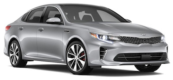 Kia Optima Estate