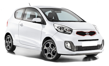 Car Hire ANTIGUA  Kia Picanto