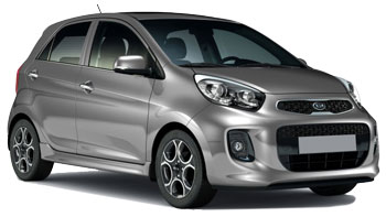 Car Hire GUATEMALA CITY  Kia Picanto