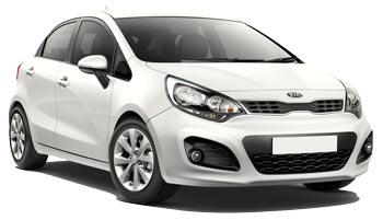 Car Hire CHICAGO  Kia Rio