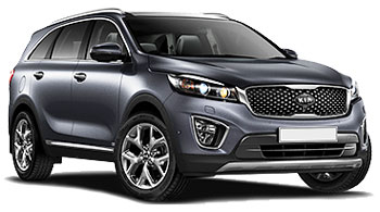 Car Hire JEDDAH  Kia Sorento