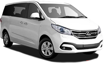 Car Hire CHRISTCHURCH  LDV