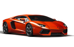 Car Hire CANNES  Lamborghini Aventador