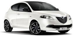 Car Hire SIRACUSA  Lancia Ypsilon