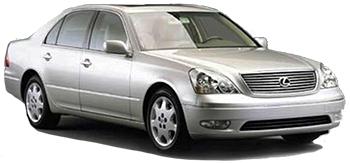 hyra bilar DUBAI  Lexus 400