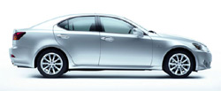 Car Hire MODLNICA  LexusIS200