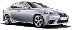 Lexus IS300H Hybrid
