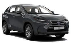 Lexus NX300H Hybrid