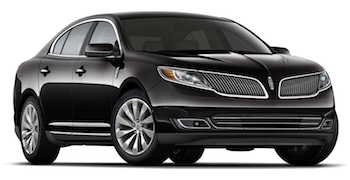 Mietwagen BROKEN ARROW  Lincoln MKS