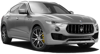 Location de voitures PARIS  Maserati Levante