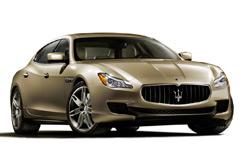 Mietwagen NICE  Maserati Quattroporte