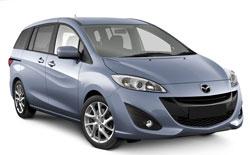 Car Hire HOLON  Mazda 5