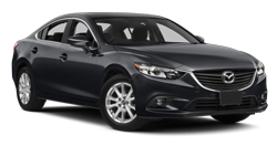 Car Hire SPLIT  Mazda 6