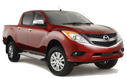 Location de voitures ASUNCION  Mazda BT50