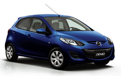 Car Hire QUEENSTOWN  Mazda Demio