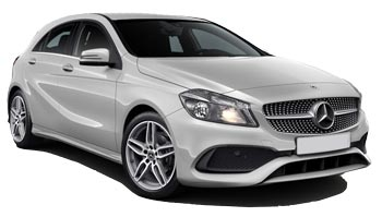 Car Hire AKTION  Mercedes A Class