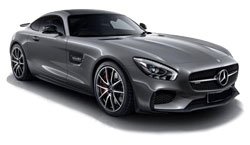 Car Hire CANNES  Mercedes AMG GT