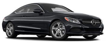 arenda avto MADRID  Mercedes C Class Coupe