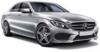 Car Hire VISP  Mercedes C Class