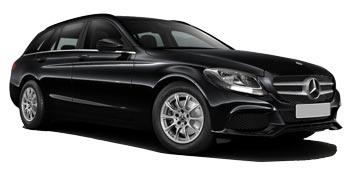 hyra bilar LISBON  Mercedes C Class wagon