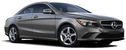 Car Hire CANNES  Mercedes CLA Class