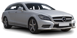 Car Hire BERLIN  Mercedes CLS Class Wagon