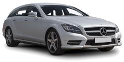 Mercedes CLS 350D Estate + GPS