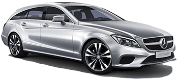 Car Hire BERLIN  Mercedes CLS
