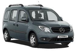 Mercedes Citan 5+2 pax