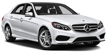 Car Hire ABERDEEN  Mercedes E Class