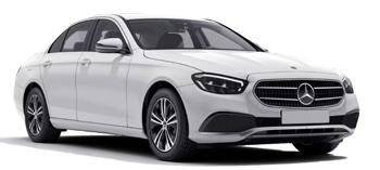 Mercedes E Class AMG line