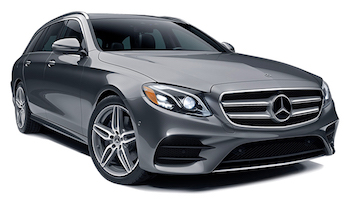Car Hire ZURICH  Mercedes E class wagon