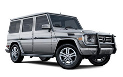 Car Hire NICE  Mercedes G Class