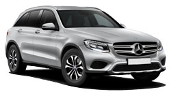 hyra bilar PARIS  Mercedes GLC