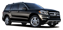 Car Hire HONOLULU  Mercedes GL Class