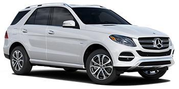 Mercedes GLE 4x4