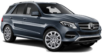 Location de voitures ROMA  Mercedes ML Class