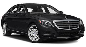 Car Hire ZURICH  Mercedes S500
