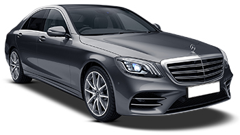 Car Hire CANNES  Mercedes S Class