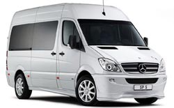 Mercedes Sprinter 11pax