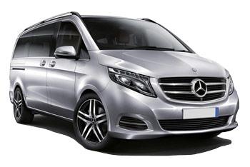 Mercedes V (7 pax) w/ GPS