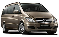 Car Hire ZURICH  Mercedes Viano