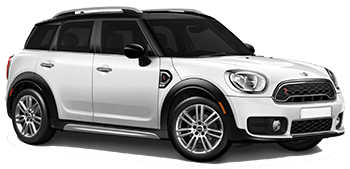 Autoverhuur BORDEAUX  Mini Cooper Countryman