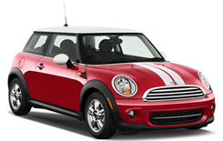 Car Hire MADRID  Mini Cooper S