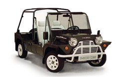 Car Hire BARBADOS  Mini Moke